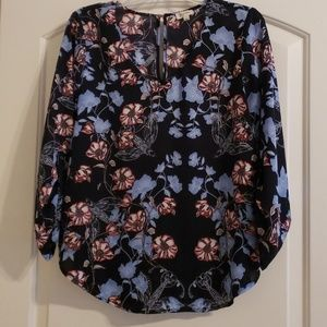 Lily White - 3/4 Sleeve Blouse
